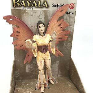Schleich Bayala Elf Nimsay NEW Model 70414 Boxed 4.5in Toy Figure Protectress