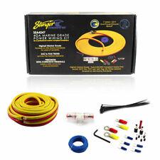 Stinger SEA4247 Marine Amplifier Installation Kit 4 Gauge Wire UTV Boat Amp