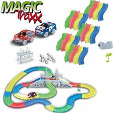 Kinder Rennbahn Magic Track Traxx 373 Teile 5,50m Länge incl.Aufbewahrungsbox