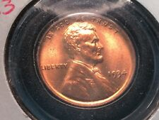 1934 LINCOLN CENT RED GEM BRILLIANT UNCIRCULATED!!