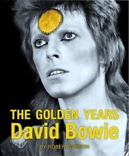 The Golden Years : David Bowie by Roger Griffin (2016, Hardcover)