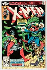 Marvel - X-MEN KING-SIZE ANNUAL #4 - VF/NM 1980 Vintage Comic