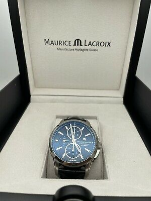 Maurice Lacroix Pontos Chronograph Automatik 43mm Full Set    Steel