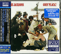 THE JACKSONS-GOIN PLACES -JAPAN Blu-spec CD2 D20