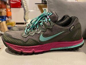 Nike Zoom Wildhorse 3 GTX Trail Shoes Size 7.5UK
