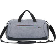Men's Waterproof Duffle Handbag Sports Travel Luggage Bags 900D Oxford Fabric