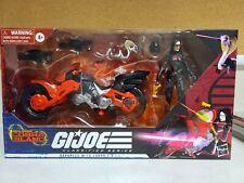 G.I. Joe Classified Series Cobra Island Baroness with C.O.I.L. Target Exclusive
