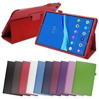 "Pelle Supporto Custodia Cover Per 10.3"" Lenovo Tab M10 Plus TB-X606F/X Tablet"