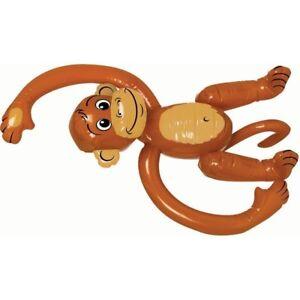 59cm Inflatable Monkey - Party - Decoration - Fancy Dress - Prop