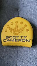 Scotty Cameron Phantom X Mid Round Left Handed Only Putter Cover Titleist