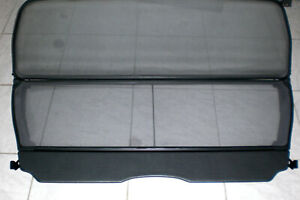 OEM Convertible BMW E36  3series Wind deflector good conditions