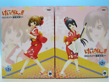 K-On!! DX figure Entertainment convention! Yui Hirasawa Azusa Nakano Complet...