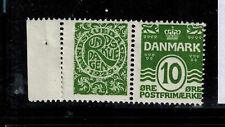 Briefmarken Dänemark R 29 postfrisch  Zusammendruck