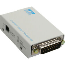 Transceiver AUI/TP Connexion RJ45 KTI KT-10T