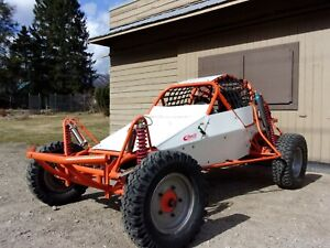 wicked  two seater baja racing buggy very fast