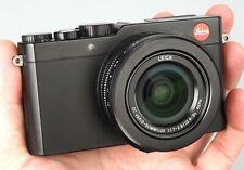 Leica D-Lux TYP 109 Digital Camera 12.8 M/P - Black
