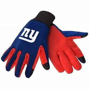 NFL New York Giants Team Texting Technology Gloves
