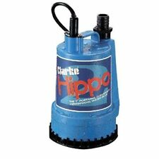 """Clarke Hippo 2 1"""" Submersible Water Pump (110V)"""