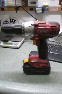 "Chicago Electric 62427 18V 1/2"" Chuck Cordless Drill Driver"
