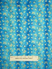 Butterfly Butterflies Ombre Cotton Fabric Northcott #2884 Garden Etchings YARD