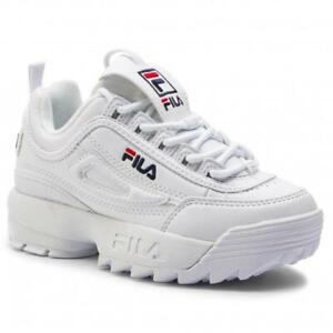 Scarpa sneakers bambina Disruptor Fila 1010567-1FG