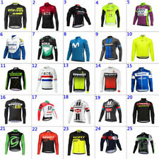 2020 mens team cycling  jersey  Long sleeve cycling jeresys Spring&autumn fit