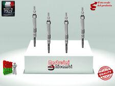 /> GN041 KIT 4 CANDELETTE FIAT IDEA 1.9 JTD 74KW 101CV 2005