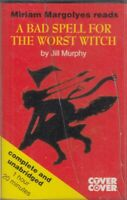 A Bad Spell For The Worst Witch Jill Murphy Cassette Audio Book Unabridged