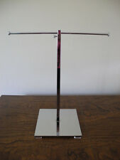 Chrome Counter Top hanging Display stand - Retail Necklaces / Jewelry
