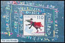 Bund Block 51 ** Für uns Kinder 1999