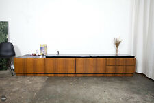 PALISANDER | ROSEWOOD | LOWBOARD | SIDEBOARD | MEDIA | HIFI | TV BOARD | DANISH