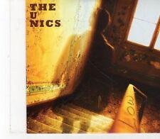 (FX234) The Tunics, Low - 2010 DJ CD