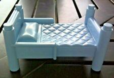 Playskool Dollhouse Blue Single Bed