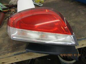 2009-2012 Lincoln MKS Passenger RH Tail Lamp Tail Light Assembly OEM RIGHT 09 10