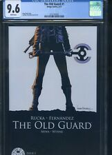 The Old Guard #1 CGC 9.6