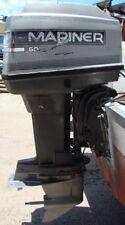 "1995 Mercury Mariner 60 HP 2-Stroke 20"" Outboard Motor"