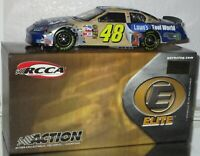 2004 RCCA Jimmie Johnson #48 LOWE'S TOOL WORLD ELITE 1/214 car#46/900 LOW DIN#