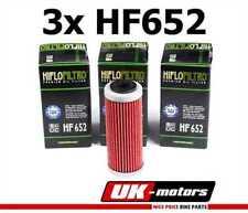 3x Hiflo Ölfilter HF652 KTM EXC-R 530