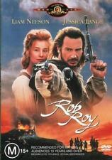 ROB ROY – DVD, LIAM NEESON, JESSICA LANGE, JOHN HURT, TIM ROTH