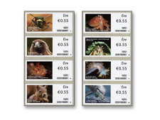IRL1018 Animals dying 8 self-adhesive.MNH IRELAND 2010