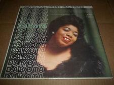 """DAKOTA STATON """"DAKOTA"""" LP BENNY CARTER FDS STEREO ST-1490 VG+ TO EXCELLENT"""