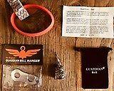 Comédie et Tragédie Guardian Bell Complet Moto Kit W/Cintre & Bracelet