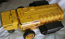 RARE Disney WALL E GARBAGE TRUCK PLAYSET interactive TOY talking BUY N LARGE