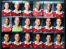 Collection de West Ham United Football 2013-14 photos > 18 Player portraits