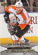 11-12 Upper Deck Harry Zolnierczyk Young Guns Rookie Exclusives /100