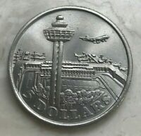 1981 Singapore 5 Dollars - Changi Airport
