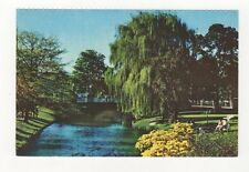 Springtime On The Avon River Christchurch New Zealand Postcard 170b