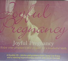 JOYFUL PREGNANCY - GLENN HARROLD  - JANEY LEE GRACE - AUDIO HYPNOSIS CD