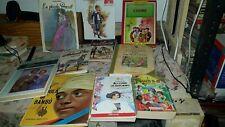 LOTTO oltre 20 libri per ragazzi narrativa Stock bazar mercatini foto indicative