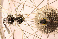 Shimano Deore LX FH-M560 wheelset Ritchey Vantage Comp rims